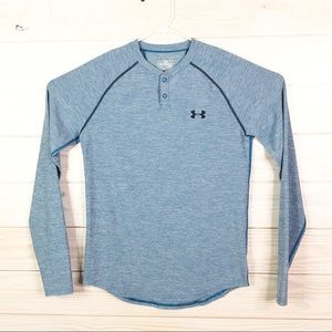 Under Armour Men Athletic Active Long Sleeve Shirt